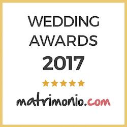 2017 Wedding Award Bollino