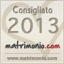 Consigliato 2013 Matrimonio Bronze