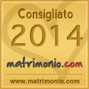 Consigliato Gold 2014 Matrimonio.com