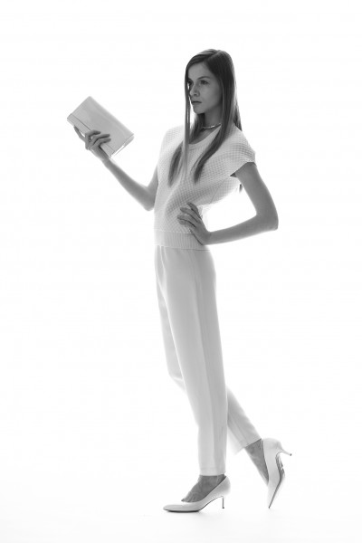Fotografare bianco su bianco