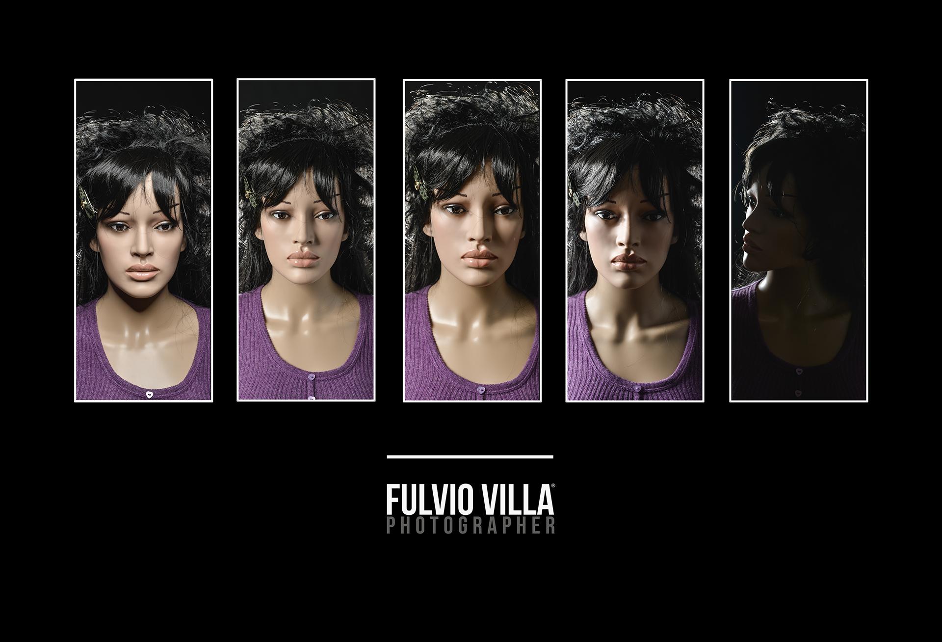 Principali schemi di luce per il fotografo ritrattista fulvio