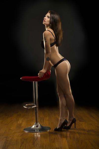 fotografo Saronno glamour boudoir