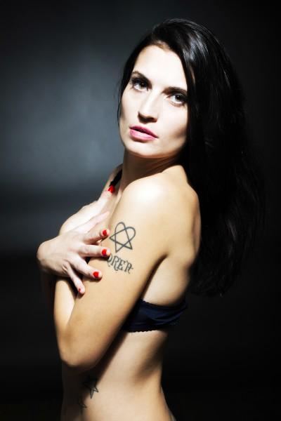 Fotografo ritrattista glamour Saronno