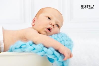 Newborn Fulvio Villa Photographer
