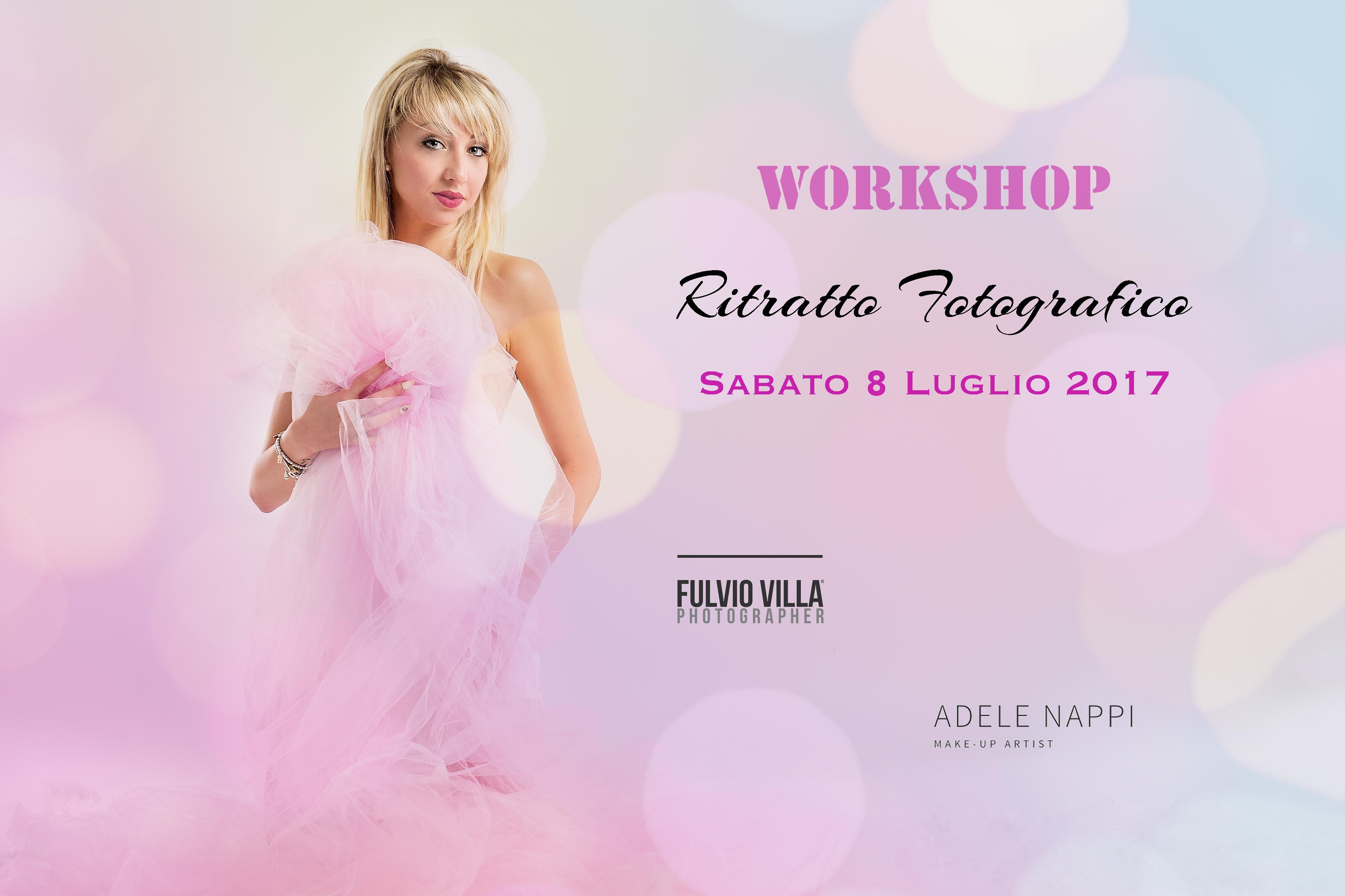 Workshop Ritratto Fotografico