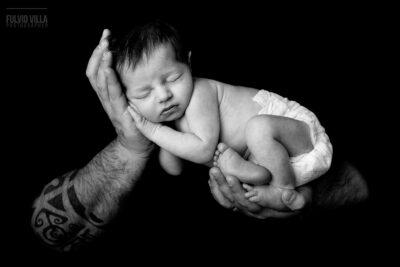 Fotografo Newborn Varese